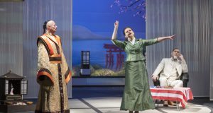 """Madame Butterfly"" am Theater Annaberg bejubelt"